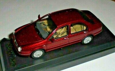car 1/43 SOLIDO 1555 LANCIA LYBRA 1999 MET RED BOX