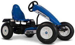 Berg Extra Sport BFR Classic Kids Pedal Car Go Kart 5+ Years NEW