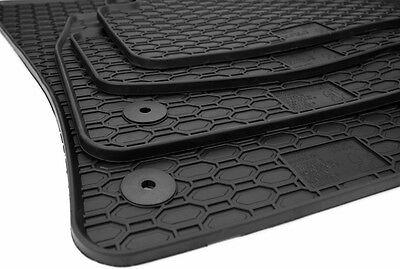 NEU GTI ST SEAT Fußmatten Leon 5F ab 2012 Gummimatten 4x Auto Original Qualität