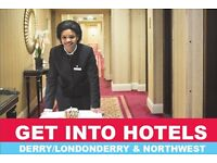 Get Into Hotels - Derry~Londonderry