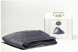 ZHM Zen Home Premium Weighted Blanket for Anxiety Relief