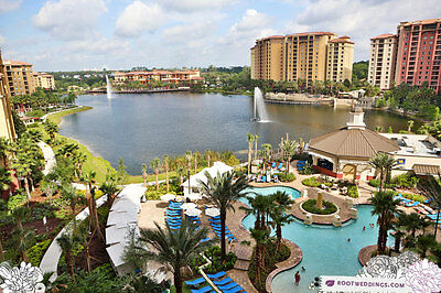 DISNEY FL Jan 1 - Dec 31 2019 Wyndham Bonnet Creek Resort 1or 2BRM Any Day wknd