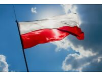 Polish language tuition with a qualified teacher!
