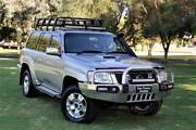 2011 Nissan Patrol 3.0TURBO DIESEL 4SPAUTO ST 4X4 Welshpool Canning Area Preview