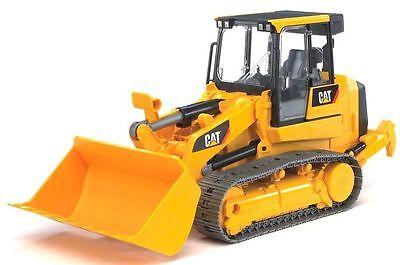 Bruder Toys CAT Caterpillar Track Loader  02448 Kids Play NEW SAME DAY SHIP