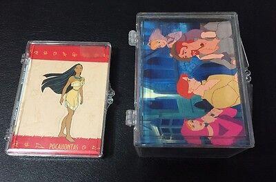 Pocahontas Trading Card Sets Skybox