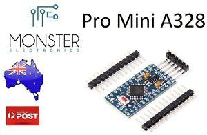 Pro Mini Atmega328 Module + Header Pins 5V 16M Arduino Comaptiable AU Stock