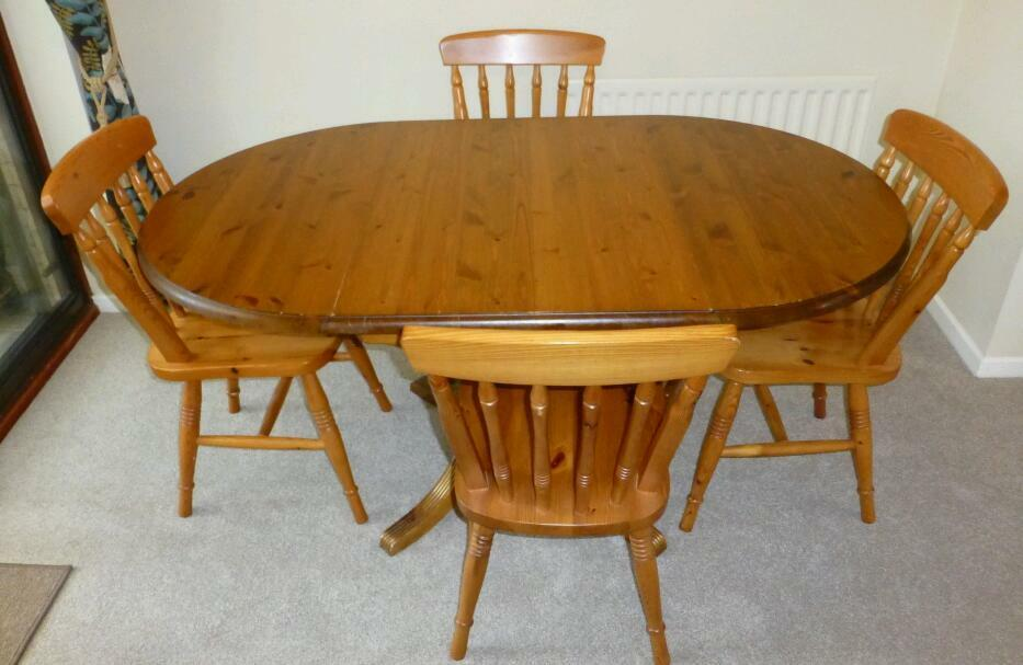 Ducal Victoria Dining Table Amp 4 Chairs In Ipswich