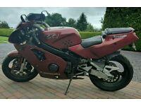Kawasaki ZXR400 H1 1989 quick sale