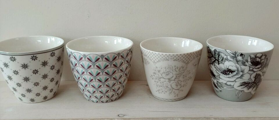 % Greengate Latte Cup 4 Designs Mix in Hermannsburg