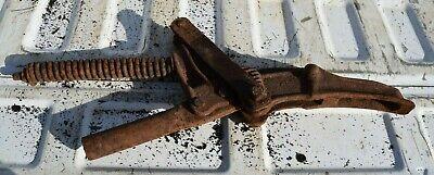Farmall Ih Allis Chalmers Case Tractor Cultivator Original Spring Shank