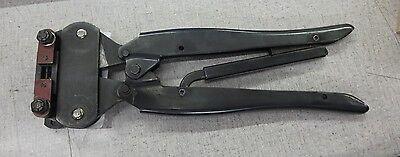 Amp Tyco 45609 Crimper Crimping Tool Type Ob 7200fb1