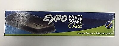 Expo White Board Care Eraser Jumbo New