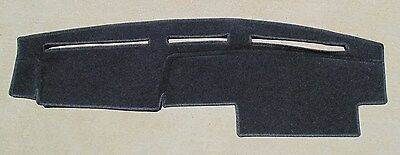 fits 1986-1993 NISSAN HARD BODY TRUCK  DASH COVER MAT DARK CHARCOAL  DARK - Dash Cover Interior Body