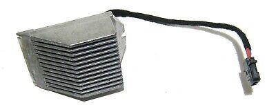 Fan 5 Ventil (Vorwiderstand Gebläseregler Heizung Klimaanlage VW Polo 9N 9N3 6R - 6Q1907521B)