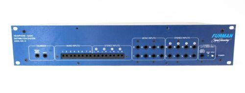 Furman HDS-16 16 Channel Headphone / Audio Distribution System