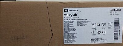 Covidien Valleylab E6008 Monopolar Footswitch