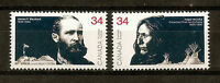 Canada : 1986 Founders Of The Canadian West ( Mnh ) -  - ebay.es