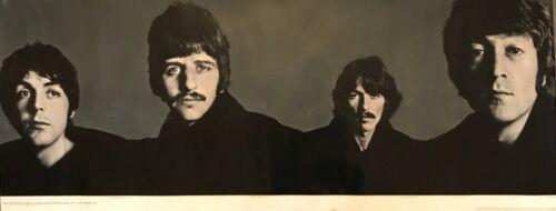 Richard AVEDON Photos - 1967 First-Edition Beatles Original Banner Poster