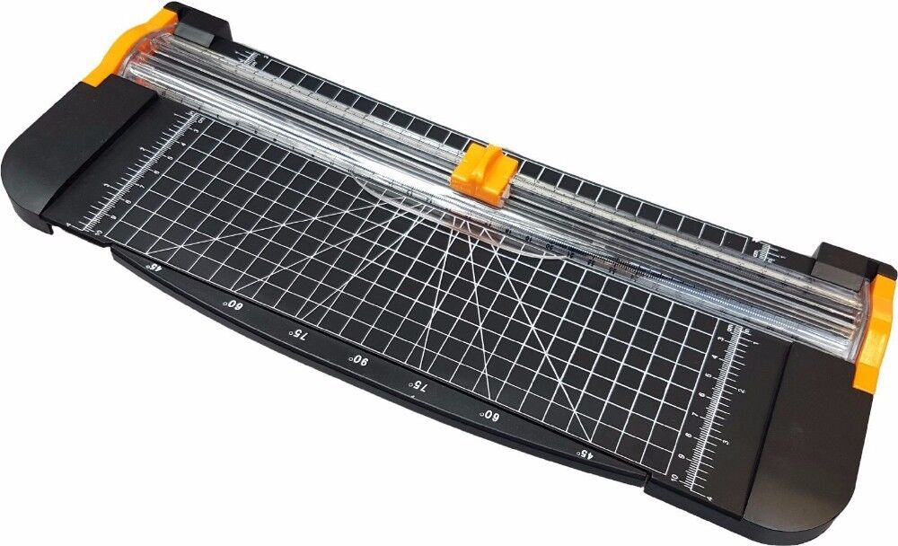 Heavy Duty A4 Photo Paper Cutter Guillotine Card Trimmer Rul