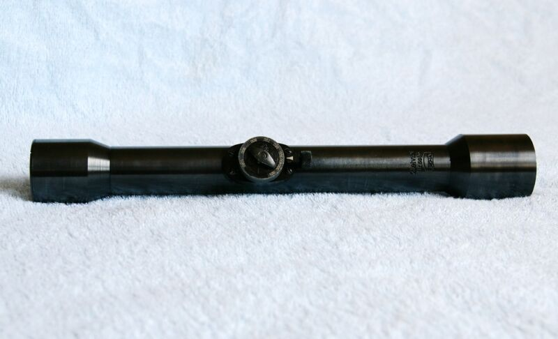 WWII Germany Mauser K98 Sniper ZF39 Scope Reproduction All Steel RSM