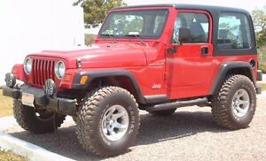 LOOKING FOR JEEP TJ OR YJ