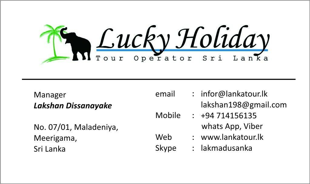 THE BEST BUSINESS OPPORTUNITY IN 2018 (www lankatour