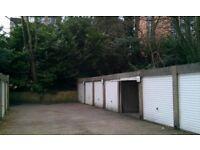 Single secure lockup garage Hornsey Lane Crouch End N6