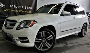 2013 Mercedes-Benz GLK-Class 350 4MATIC navigation, panoramic ro