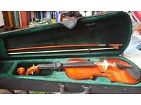 Standard Violin with case