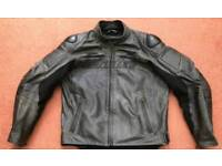 Dainese speed leather jacket