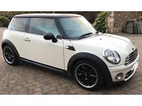 EXCELLENT MINI COOPER D 1.6 FOR SALE