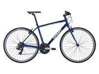 bike . Giant escape . 3 hybrid.