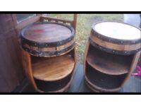 Oak Whisky Barrel Chillers
