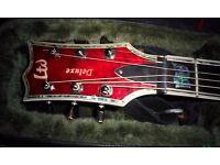Electric guitar ESP LTD EC-1000 QM