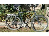 "Marin Mens Bike. Large frame (suit approx 6'4"" body)"