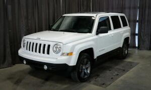 2015 Jeep Patriot High Altitude Leather 4x4