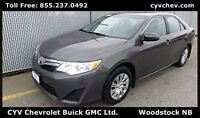 2014 Toyota Camry LE - Factory Warranty - $2, 000 Cash For Clunk