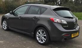 Mazda 3 '185 Sport', 2.2 Diesel *FULLY LOADED'