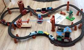 Thomas & Friends Zip,Zoom and Logging Adventure