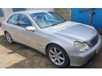 Mercedes-Benz, C CLASS, Saloon, 2003, Other, 2685 (cc), 4 doors