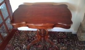 French 20th Century Side Table