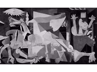Picasso Geurnica Print