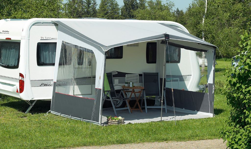Caravan Sun Canopy with Detachable Sides - Isabella ...