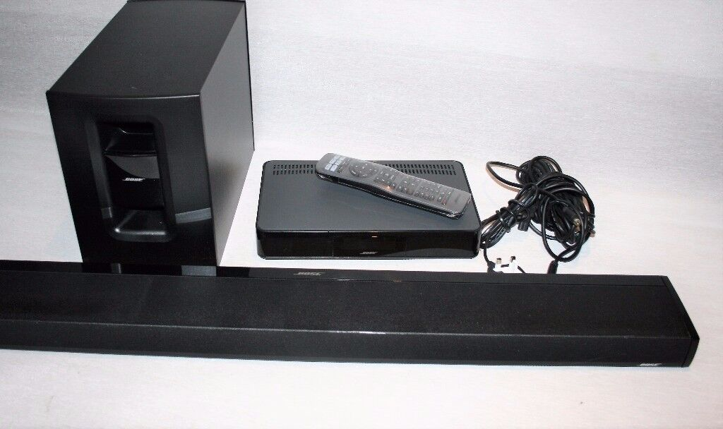 8c3f79510db8 Bose SoundTouch 130 Home Theater System