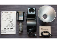 HASSELBLAD D-FLASH 40 (55105) boxed