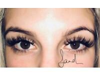 Eyelash extensions... £45, Eyebrow Microblading £180