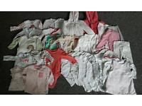 6-9 month girl clothes bundle