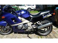 KAWASAKI ZZR 600---£900