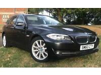 Auto Bmw 520 f11 2010 *Full service history* estate touring automatic 525 530